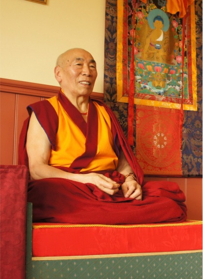 Geshe Picture
